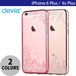Накладка Devia Crystal engaging for iPhone 6S/6 plus Акция! -56%