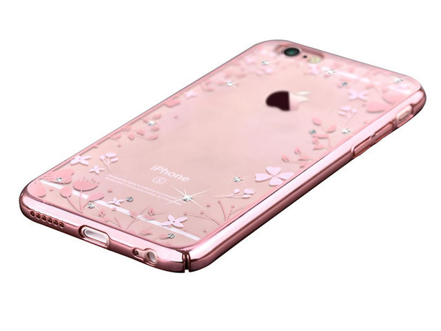 Накладка Devia Crystal spring for iPhone 6S/6 plus Акция -56%