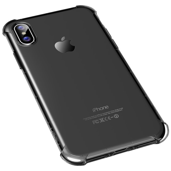 Накладка rock space Fence Pro Series iPhone X transparent