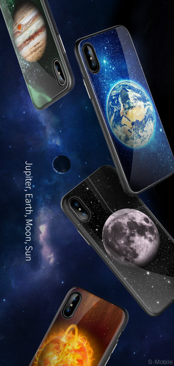 Чехол-накладка Rock Space Orb Series Protection Case iPhone X
