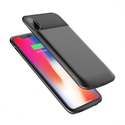 ROCK P41 Чехол- Power Bank для iPhone X 6000 mAh