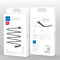 Кабель подставка USB/Lightning Rock Metal Charge& Sync  Bracket  Cable