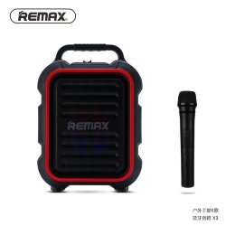 Аудио колонка с микрофоном Remax  RB-X3
