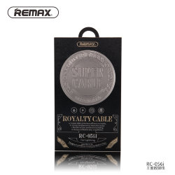 Кабель Remax RC-056i Royalty Series for Apple