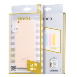 Накладка HOCO Light series TPU (II) для iPhone 6