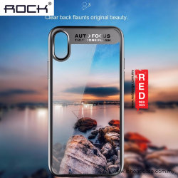 Накладка Rock Clarity Series  iPhone X Акция! -74%