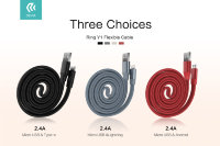 Кабель usb Devia Ring Y1 Flexible Cable